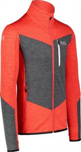 Bluza barbati Nordblanc MISSION power fleece Powerful red1