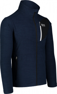 Bluza barbati Nordblanc MUTE fleece Dark blue5