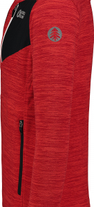 Bluza barbati Nordblanc MUTE fleece Powerful red3