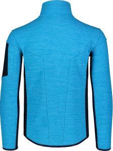 Bluza barbati Nordblanc SILENT fleece Royal blue4