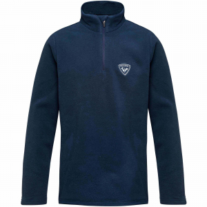 Bluza copii Rossignol BOY 1/2 ZIP FLEECE Dark navy0