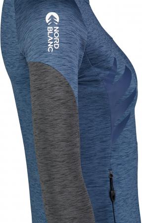 Bluza dama Nordblanc ADROID Albastru [4]