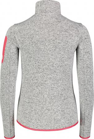 Bluza dama Nordblanc GIFTED Light Grey Melange [4]