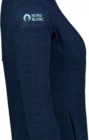 Bluza dama Nordblanc SILVERY Albastru [4]