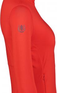 Bluza dama Nordblanc W PREFER power fleece Red2