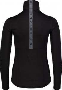 Bluza dama Nordblanc W PREFER power fleece Black3