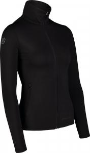 Bluza dama Nordblanc W PREFER power fleece Black2