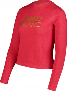 Bluza dama Nordblanc W RAISE Dark red2