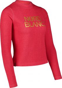 Bluza dama Nordblanc W RAISE Dark red1