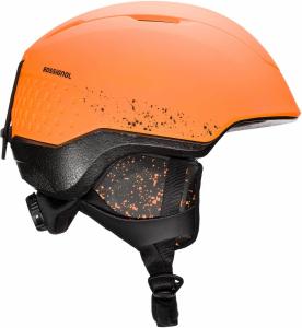 Casca schi copii Rossignol WHOOPEE IMPACTS LED Orange4