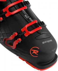 Clapari barbati Rossignol ALLTRACK 90 Black red [4]