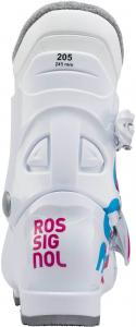Clapari copii Rossignol FUN GIRL J3 White [1]