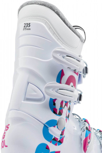 Clapari copii Rossignol FUN GIRL J4 White3