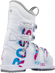 Clapari copii Rossignol FUN GIRL J4 White1