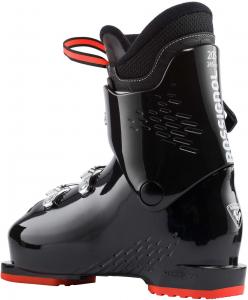 Clapari copii Rossignol COMP J3 Black red1