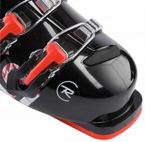 Clapari copii Rossignol COMP J3 Black red4