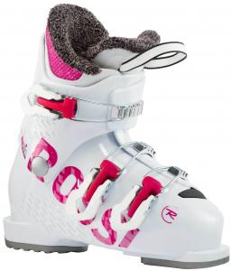 Clapari copii Rossignol FUN GIRL J3 White pink0