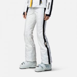 Pantaloni schi dama Rossignol JCC W RAINBOW White0