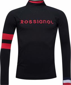 Bluza first layer barbati Rossignol DROITE UNDERWEAR TOP Black5