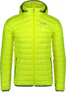 Jacheta barbati Nordblanc HEARTH ULTRA light down Safety yellow0