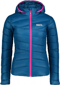 Geaca dama Nordblanc GRITTY ULTRA Light down Baku blue0
