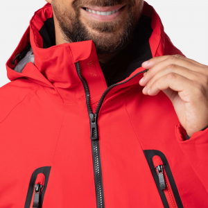 Geaca schi barbati Rossignol FONCTION Sports red3