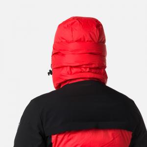 Geaca schi barbati Rossignol SURFUSION neon red5