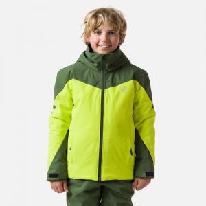 Geaca schi copii Rossignol BOY FONCTION Clover [0]