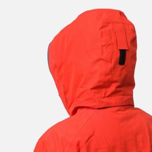 Geaca schi copii Rossignol BOY SKI Lava orange5
