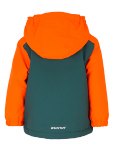 Geaca schi copii Ziener AMAI MINI Spruce green1