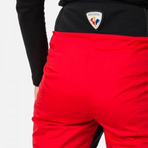 Pantaloni schi dama Rossignol JCC W JUDY Red2