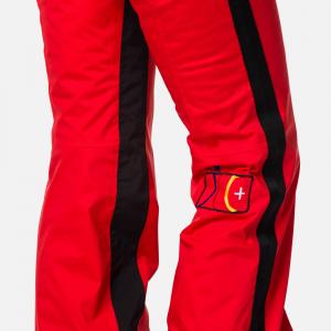 Pantaloni schi dama Rossignol JCC W JUDY Red3