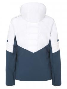 Geaca schi dama Ziener TADJIA Dark navy white1