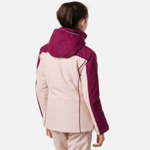 Geaca schi fete Rossignol GIRL FONCTION Powder pink [1]