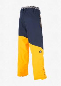 Pantaloni snowboard PICTURE ALPIN Dark blue yellow1