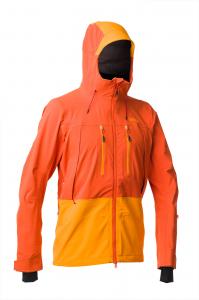 Geaca ski snowboard barbati Vertical MYTHIC MP+ Orange light0