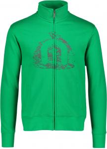 Hanorac barbati Nordblanc ARTIST  COTTON Sporty green0