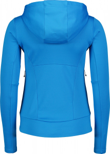 Hanorac dama Nordblanc HABIT POWERFLEECE Blue skyline1