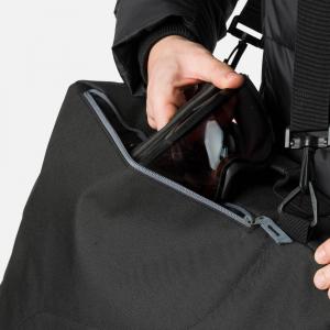 Husa clapari Rossignol DUAL BASIC BOOT BAG Black2