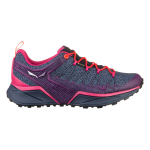 Incaltaminte dama Salewa WS DROPLINE GTX Ombre Blue/Virtual Pink3