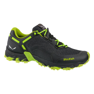 Incaltaminte barbati Salewa MS SPEED BEAT GTX Black Out / fluo yellow0