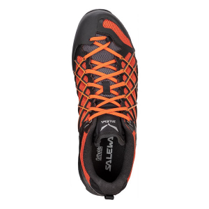 Incaltaminte barbati Salewa MS WILDFIRE Black out / orange1