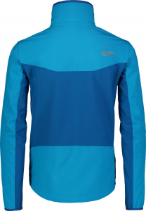 Jacheta barbati Nordblanc CALL MEMBRANE Light softshell Azure blue2
