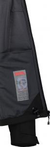 Jacheta barbati Nordblanc BREEZY 2-IN-1 Light Softshell Black3