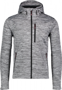Jacheta barbati Nordblanc GNARLY MEMBRANE Light softshell Light grey melange0