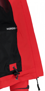 Jacheta barbati Nordblanc DRIFT PERFORMANCE 2.0 Layer Red3