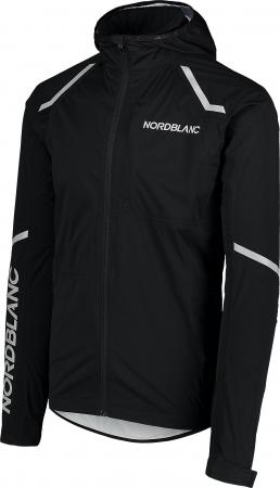Jacheta barbati Nordblanc MECHANISM waterproof ultra light black [3]