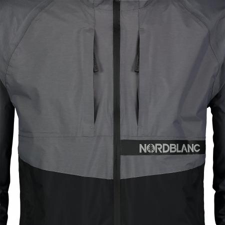 Jacheta barbati Nordblanc POUCH light pastel speedy grey [4]