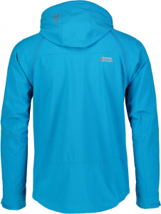 Jacheta barbati Nordblanc ODIN 2 IN 1 Membrane Light softshell Azure blue2
