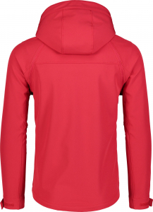 Jacheta barbati Nordblanc WISE light softshell 2in1 Popular red1